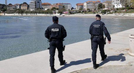 """Splitska policija apelira: """"Ostanite doma i za vrijeme blagdana"""""""