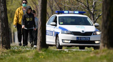 SUBOTICA Uhićen zbog hrvatske zastave i Thompsona