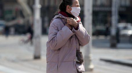 HZJZ objavio tko je obavezan i kada nositi zaštitnu masku za lice
