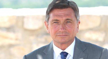 Pahor pohvalio vladu zbog mjera i narod zbog discipline