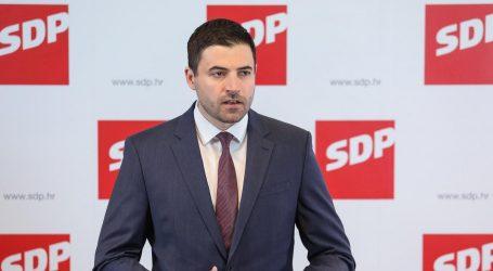 Bernardić predstavio SDP-ove mjere za najugroženije građane