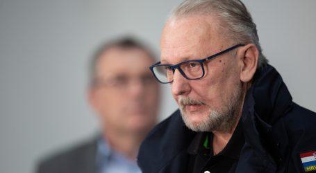 Božinović:  Odluka o otvaranju tržnica možda već sutra