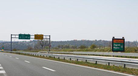 HAK: Na A6 između čvorova Kikovice i Delnice samo osobna vozila