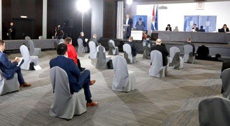 Zastupnici u Westinu glasuju o Vladinom paketu mjera
