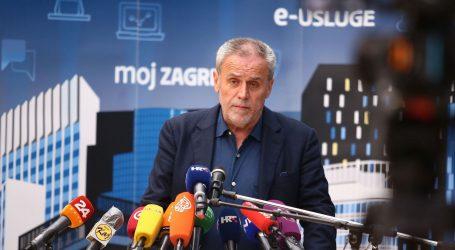 Bandić se na maratonskoj pressici svađao s novinarima