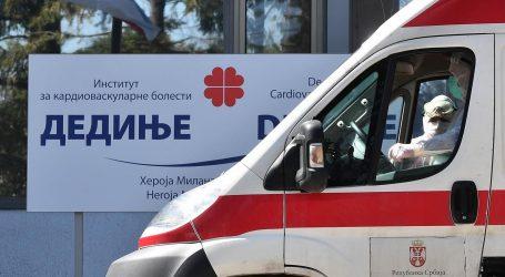 SRBIJA: Novih 312 slučajeva zaraze, preminule još tri osobe