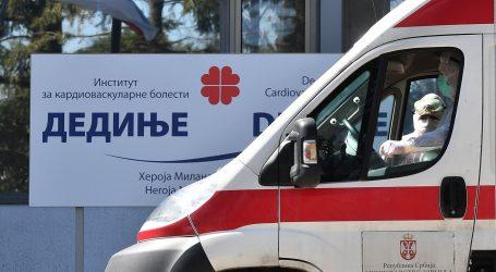 BROJ OBOLJELIH U SRBIJI RASTE: Zabilježen 201 novi slučaj, broj preminulih popeo se na 66