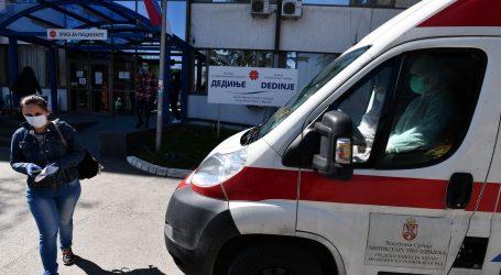 U Srbiji od jučer novih 260 slučajeva, preminulo još pet osoba