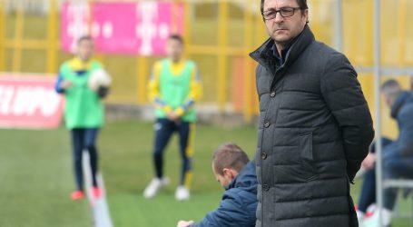 Zaprešićki Inter ostao bez trenera i financijskih investitora