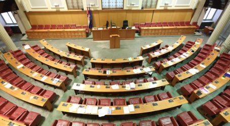 SABORSKI ZASTUPNICI: Zdravlje građana prioritet nad parlamentarnim izborima