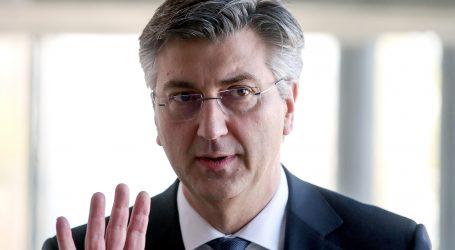 Plenković uputio čestitku građanima židovske vjeroispovijesti u povodu blagdana Pesaha