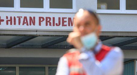 STANJE PO ŽUPANIJAMA: U Splitu dvije osobe preminule, 25 novooboljelih