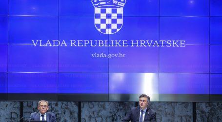 Plenković: Oko 563 tisuće radnika prijavljeno za mjeru očuvanja radnih mjesta