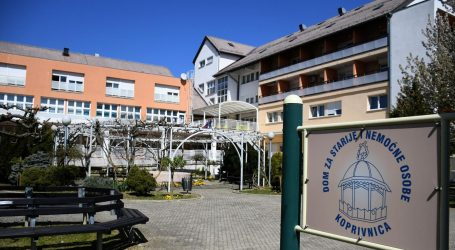 U tijeku evakuacija ljudi iz doma u Koprivnici, 13 štićenika ima koronavirus