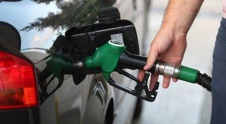 Nakon šest tjedana porasla cijena goriva