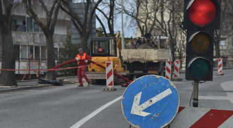 HAK: Mogući zastoji u zoni radova i privremene regulacije prometa