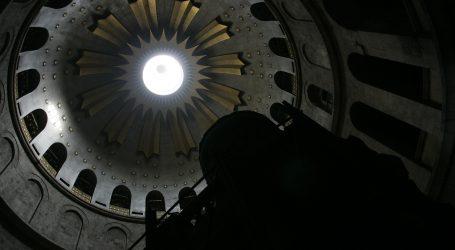 Nema čuda u Jeruzalemu, zatvorena Bazilika Svetog Groba