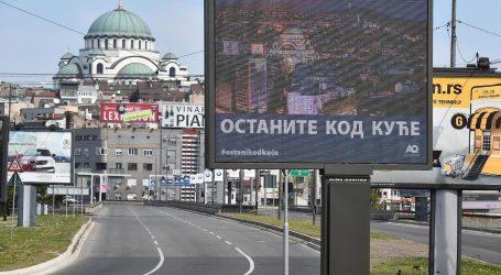 Završio najduži policijski sat u Srbiji, danas se ide s ublaživanjem mjera
