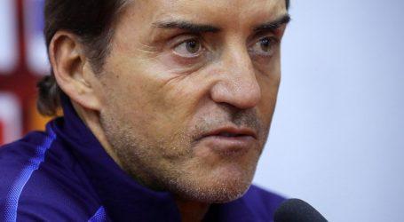 """MANCINI: """"Balotelliju su vrata otvorena, a Ibrahimović je na razini Messija i Ronalda"""""""