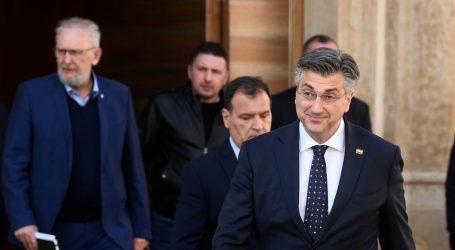 Bernardićeva poruka Plenkoviću: 'Kritizirat ćemo krive poteze Vlade čak i pod cijenu pada popularnosti'