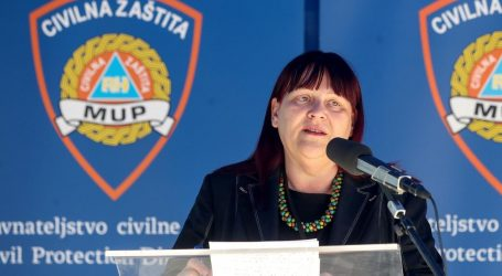 """GRBA BUJEVIĆ: """"Hrvatskom narodu kapa do poda, izdržati sve ovo jako je teško"""""""