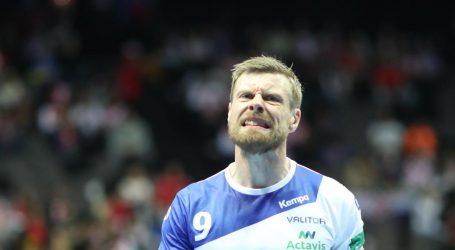 Sjajni islandski rukometaš Sigurdsson ide u mirovinu