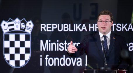 Pavić: EU projekti idu dalje, u iduće tri godine za isplatiti više od 53 mlrd kuna