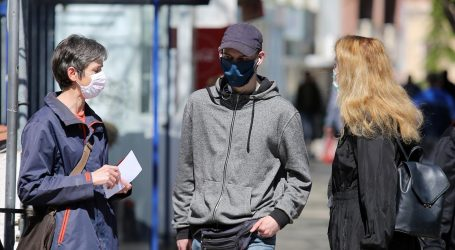ŠTITE LI I PLATNENE MASKE? Nacionalni stožer objasnio gdje je dobro nositi maske