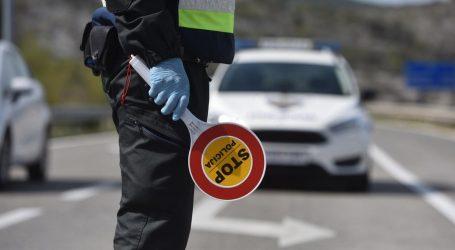 Uvjeti za vožnju povoljni, mogući zastoji zbog radova i policijske kontrole