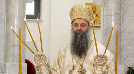 """Mitropolit Perić: """"Krajnje je vrijeme da se vratimo Bogu"""""""