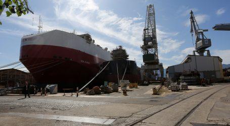 RIJEKA: Brodogradilište 3. maj radi punim kapacitetom bez obzira na okolnosti oko koronavirusa