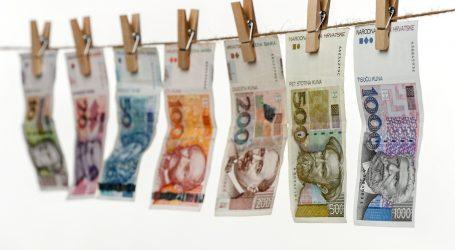 DZS: Prosječna neto plaća za veljaču 6.789 kuna
