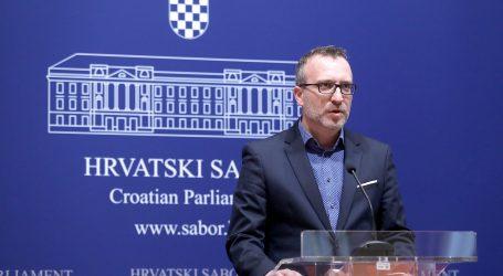 """VIDEO: Sladoljev: """"Upravi Dinama je važnije bilo smijeniti trenera, nego pomoći Zagrebu i građanima nakon potresa"""""""