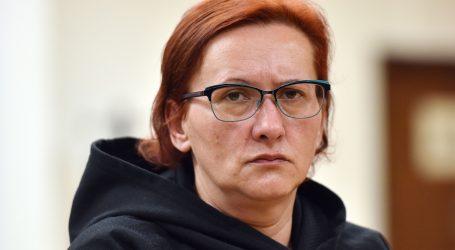 Nastavlja se suđenje Smiljani Srnec čim varaždinski sud nastavi sa radom