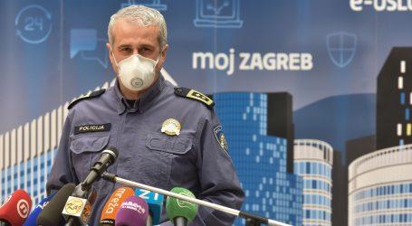 Rašić: Zaražena djevojka izlazila iz stana u Novom Zagrebu, a znala je da ima virus