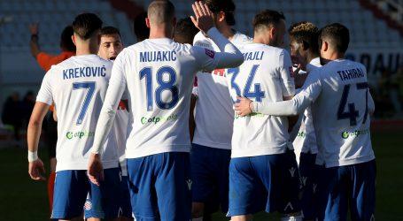Svi igrači Hajduka pristali na smanjenje primanja