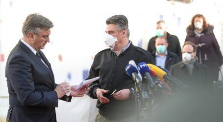 HREJTING Milanoviću i Plenkoviću za travanj ocjena četiri, Jandrokoviću trojka