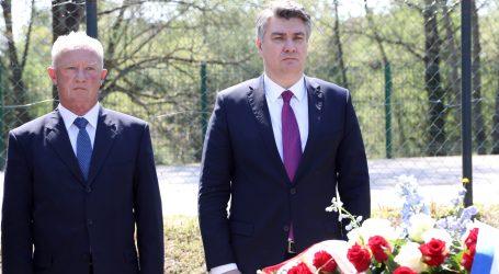 Milanović: Jasenovački logor jedan od najrigoroznijih u II. svjetskom ratu