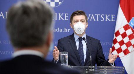MARIĆ 'Država je dala više nego jasnu poruku jer ove su mjere više nego konkretne'