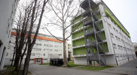 U Studentskom centru Cvjetno ostaju svi čiji domovi nisu sigurni za stanovanje