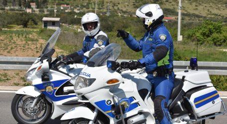 Probio rampu na kontrolnom punktu na Kikovici, policija mu u automobilu pronašla drogu