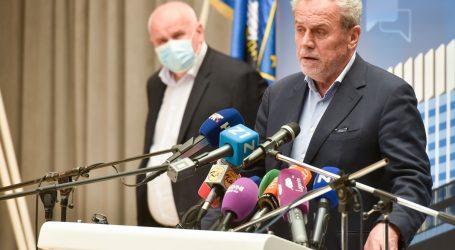 U Zagrebu nema novozaraženih koronavirusom