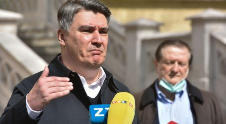 Milanović: Obnovu Zagreba provesti transparentno i pravedno poštujući struku