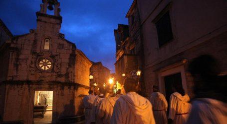 Capak objasnio zašto je Stožer odobrio večerašnju procesiju na Hvaru