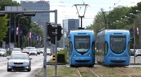 ZAGREB: Od danas u prometu i prve tramvajske linije, vozi se i preko rotora