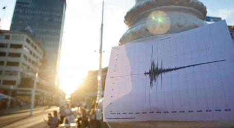 Tlo u Zagrebu još uvijek se trese: Zabilježen novi potres