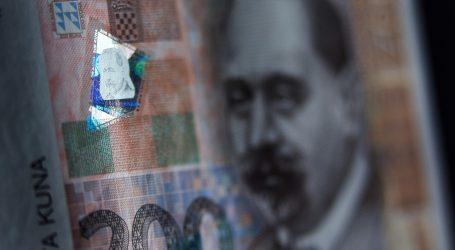 ZAGREB: Prosječna neto plaća u glavnom gradu za siječanj 7.797 kuna