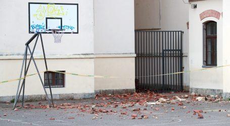 Preseljene oštećene zagrebačke škole, redovna nastava kreće od 11. svibnja
