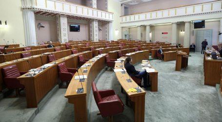 Saborski zastupnici jednoglasno izglasali zastoj ovrha na plaće