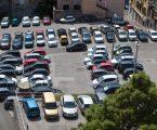 Blagdanska misa služena na velikom parkiralištu